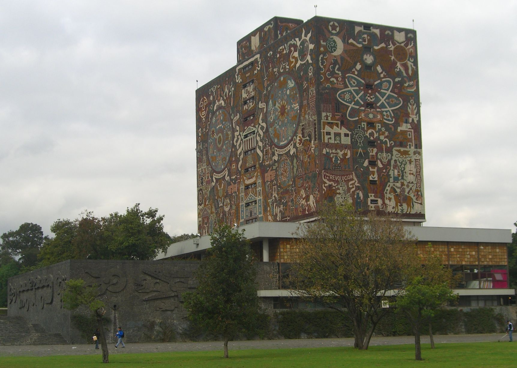 unam-biblioteca-central