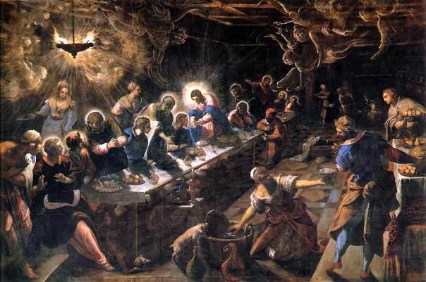 tintoretto-last-supper