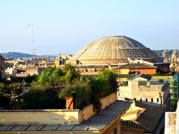 pantheon_rome-the_dome