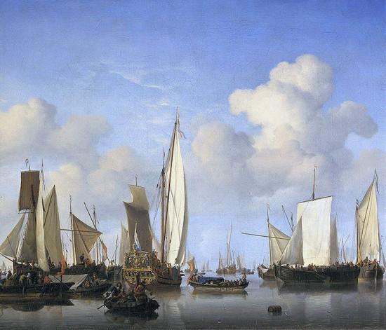 700px-Schepen_op_de_rede_-_Ships_on_the_roadstead_(Willem_van_de_Velde_II)