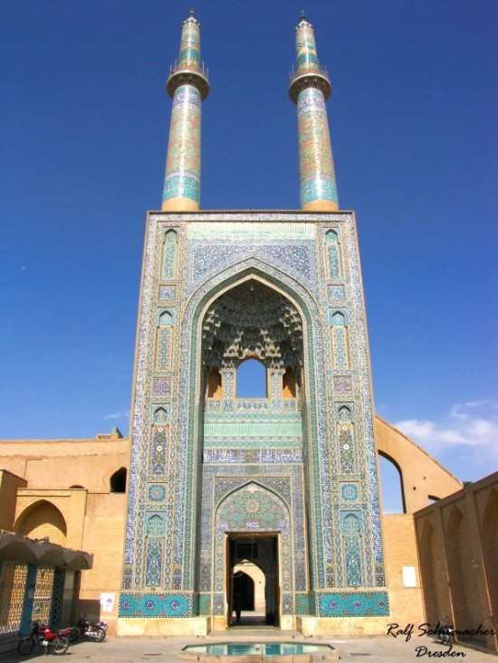 Friday Mosque of Yazd