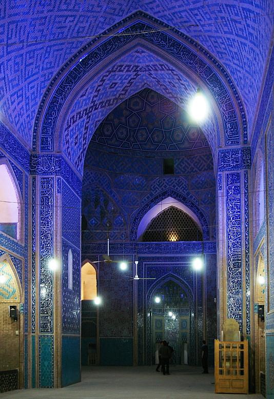 meczet piatkowy Jazd Iran