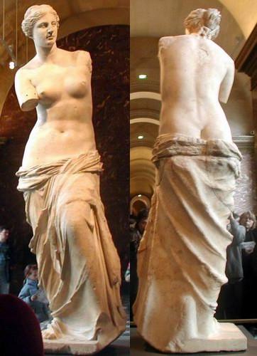 Afrodyta z Melos ( Venus de Milo )