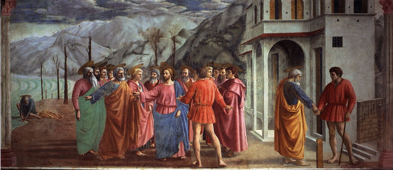 the innovative characteristics of the works of tommaso cassai masaccio Masaccio: innovator of perspective and illusion considered the greatest florentine painter of the early 1400s, masaccio is one of the most important figures of western art tommaso di ser giovanni cassai di simon guidi was born in 1401 and nicknamed masaccio careless tom because of his attitude.