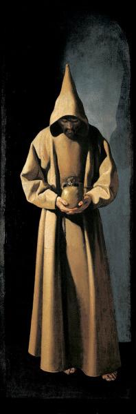 Francisco_de_Zurbarán_-_St._Francis_Contemplating_a_Skull