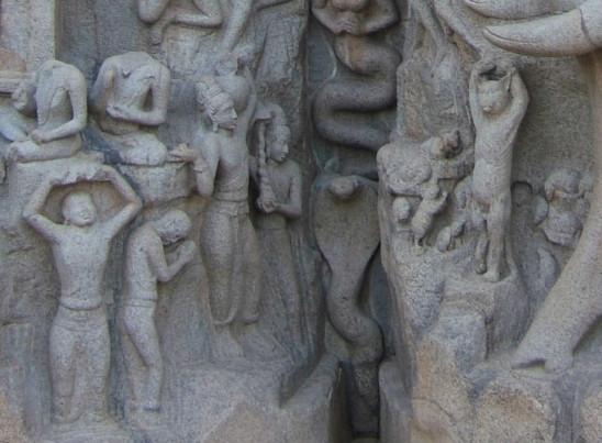 mahabalipurama detail