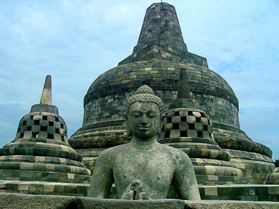 Stupa_Borobudur